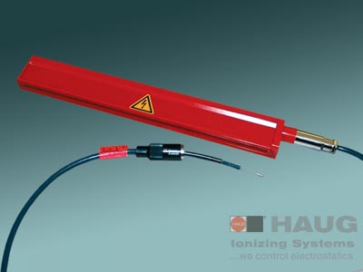 HAUG, Resistance-Coupled, Charging Electrode, ALW